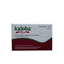 Kaloba 21 Comprimidos