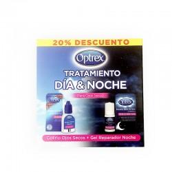 Optrex Tratamiento Día & Noche (Colirio & Gel)