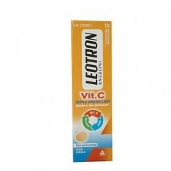 LEOTRON Vit. C 18 Comprimidos