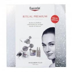 EUCERIN Hyaluron-Filler Piel Seca Cofre Ritual Premium
