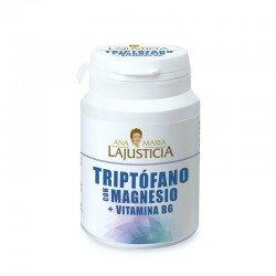 Triptófano con Magnesio+Vit. B6 LAJUSTICIA 60comp