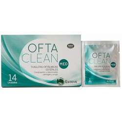 Oftaclean Med Toallitas Oftálmicas 14 UDS