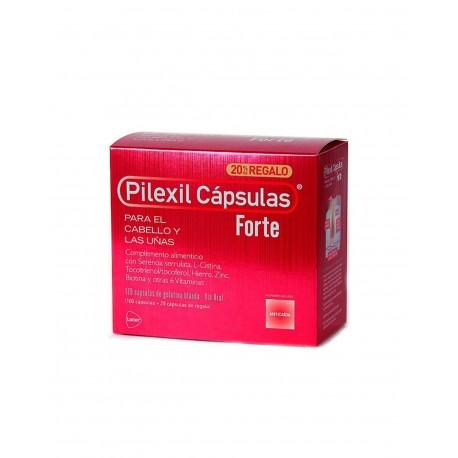 PILEXIL Forte 120 cápsulas (100 + 20 de REGALO)