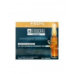 ENDOCARE Tensage Ampollas 20x2ML + 10 Ampollas GRATIS