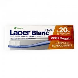 LACER Blanc Pasta d-Menta Dentrífica 125ML + Colutorio 100ml Viaje GRATIS