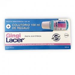 LACER Gingilacer Pasta Dentrífica 125ML + Colutorio