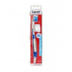 LACER Cepillo Dental Medio Cabezal Pequeño