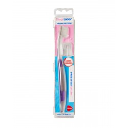 LACER Cepillo Dental Gingilacer con Cabezal Pequeño