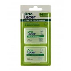 LACER Cera de Ortodoncia Ortolacer 14 Barras