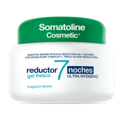 SOMATOLINE Reductor 7 Noches Gel Fresco 400ML