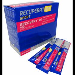 RECUPERAT-ION Recovery 3:1 Sabor Fresa 24 Sticks