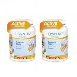 EPAPLUS Arthicare Colageno + Silicio + Hialuronico + Magnesio Instant Vainilla DUPLO 2x325gr