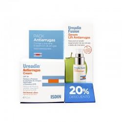 ISDIN Ureadin Antiarrugas Cream 50ML + Sérum Lift Antiarrugas 30ML