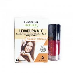 Levadura A+E 60comp Angelini + Esmalte de uñas