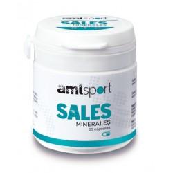 AML Sport Sales Minerales 25 caps Ana María Lajusticia