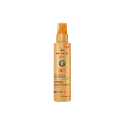 NUXE Sun Leche Corporal y Facial En Spray Spf 50 150 Ml