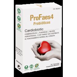 PROFAES4 Probióticos Cardiobiotic 30 caps.