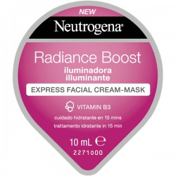 NEUTROGENA Mascarilla Crema Radiance Boost 10ml