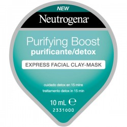 NEUTROGENA Mascarilla Crema Purifying Boost 10ml