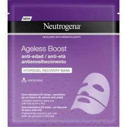 NEUTROGENA Ageless Boost Anti-Edad mascarilla de hidrogel 30 ml