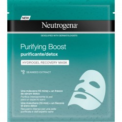 NEUTROGENA Purificante mascarilla de hidrogel 30 ml