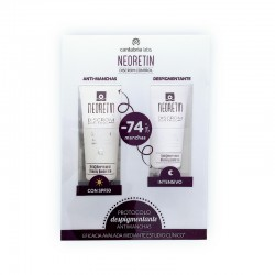 NEORETIN Pack Discrom Control Gelcream 40ML + Sérum Booster Fluid 30ml