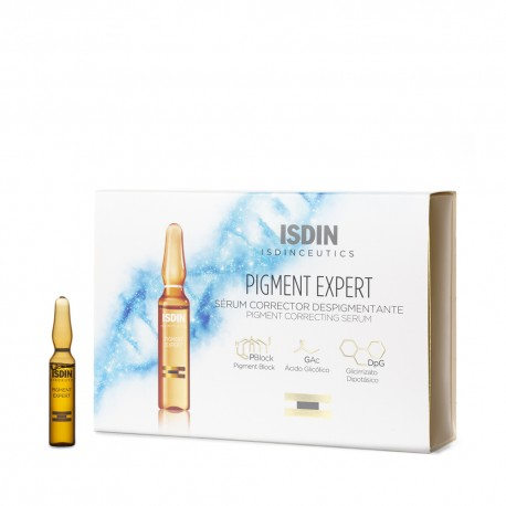 Isdinceutics Pigment Expert 30 Ampollas
