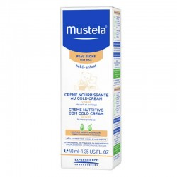 Mustela Crema Nutritiva Al Cold Cream 40ml