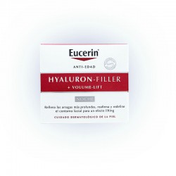 Eucerin Hyaluron-Filler Volume Lift Crema Noche 50ml