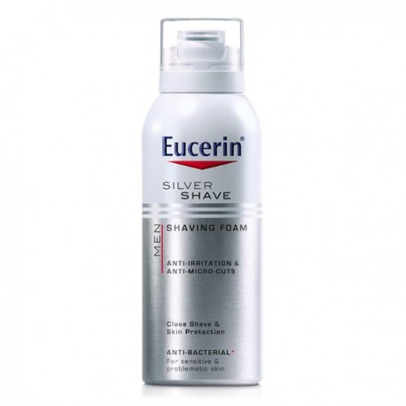 Eucerin Men Espuma de afeitar 150 ml