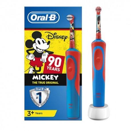 Oral-B Cepillo de Dientes Mickey Mouse 90 Aniversario