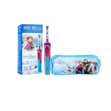 Oral-B Cepillo de Dientes Frozen con Estuche al mejor precio 5f8c5cf7b5b0