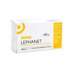 LEPHANET Toallitas Oculares 12 Toallitas