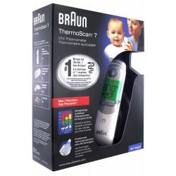 BRAUN Termómetro Thermoscan 7 IRT6520