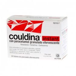 Couldina Instant con Paracetamol 20 Sobres