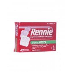 Rennie con Sacarina 48 Comprimidos Masticable