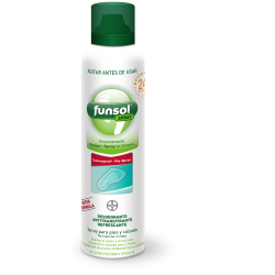Funsol Spray Desodorante Antitranspirante 150ML