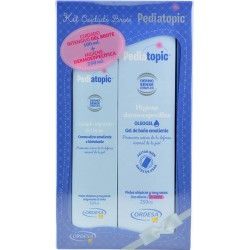Pediatopic Kit Cuidado Brote 100ML + 250ML