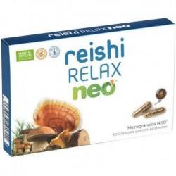 Neo Reishi Relax 30 Cápsulas