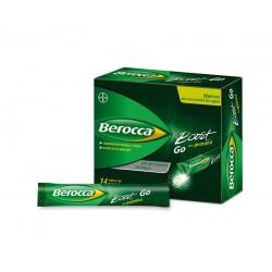 BAYER BEROCCA Boost Go 14 Sobres Granulado