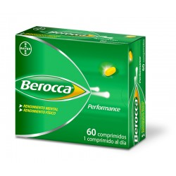 BAYER BEROCCA Performance 60 Comprimidos