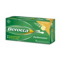 BAYER BEROCCA Performance MANGO 30 Comprimidos Efervescentes