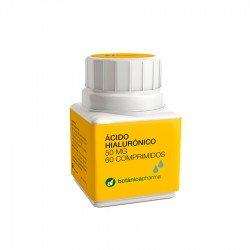 Ácido Hialurónico 50MG 60 Comprimidos Botánicapharma