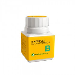 B-Komplex 60 Comprimidos Botánicapharma