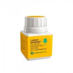Cardo Mariano 400MG 60 Comprimidos Botánicapharma