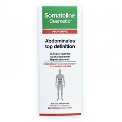SOMATOLINE Hombre Abdominales Top Definition 200ml