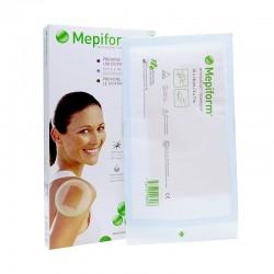 MEPIFORM Parche Silicona Reductor de Cicatrices 10x18cm (5 apósitos)