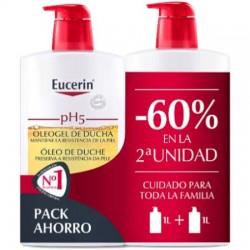 Eucerin pH5 Duplo Oleogel de Ducha 2x1000ML