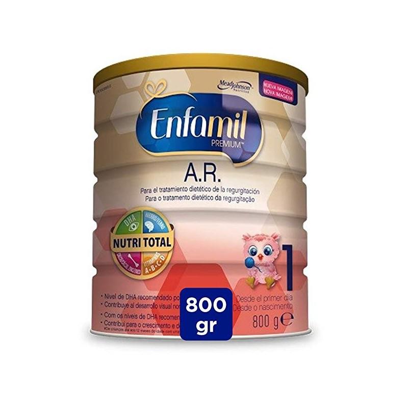 ENFAMIL Premium A.R.1 Leche Anti Regurgitación 800gr