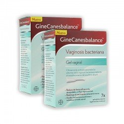 GINECANESBALANCE DUPLO Gel Vaginal 14x5ML